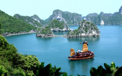 Виетнам, Лаос и Камбоджа