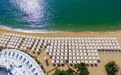 Bomo Club Tosca Beach4*, Kavala