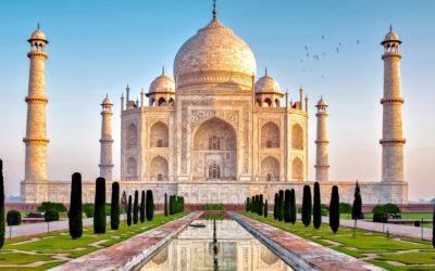 Индия-Светът на махараджите